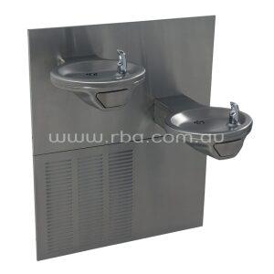 Enterprise' Dual Water Cooler