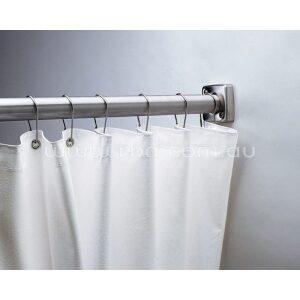Bobrick B204.3 Shower Curtain White Vinyl 1780mm [W] x 1830 [H] | RBA Group