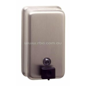 Bobrick Classic Series Liquid Soap Dispenser - Vertical B2111 | RBA Group