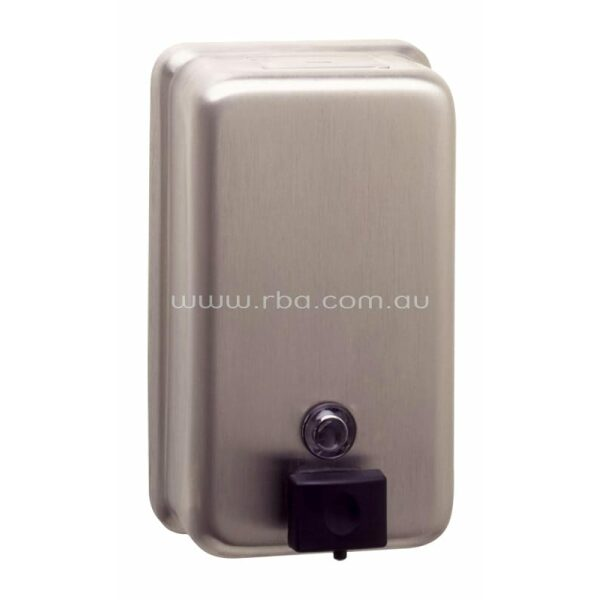 Bobrick Classic Series Liquid Soap Dispenser - Vertical B2111   RBA Group
