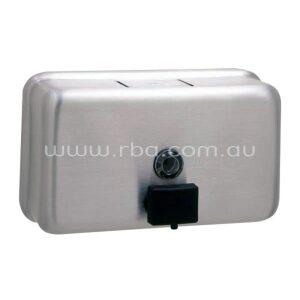 Bobrick Classic Series Liquid Soap Dispenser - Horizontal B2112 | RBA Group