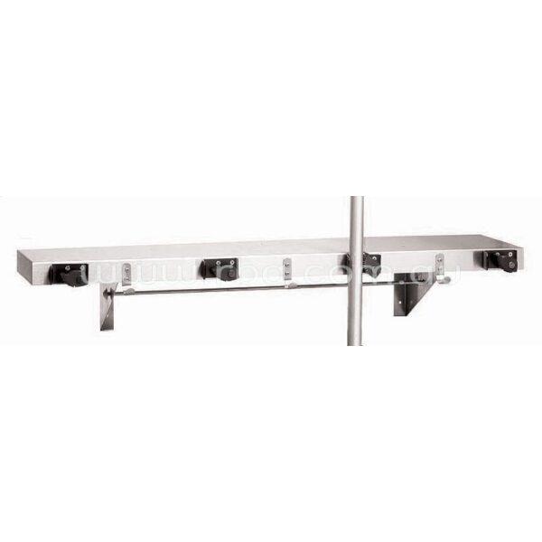 Bobrick Stainless Steel Utility Shelf B224 | RBA Group