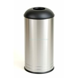 Free Standing Dome-Top Waste Bin