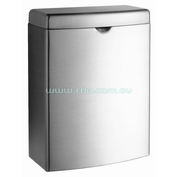 Contura™ Surface Mounted Sanitary Napkin Disposal