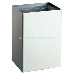 Surface-mounted Waste Receptacle