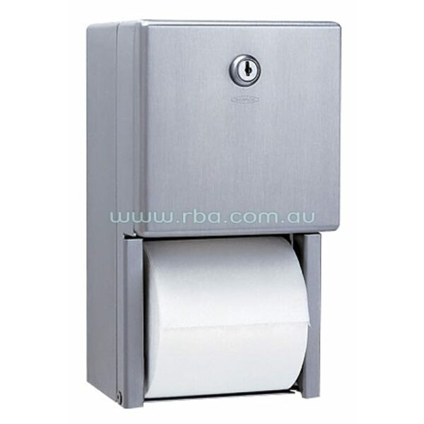 Surface-mounted Toilet Roll Holder