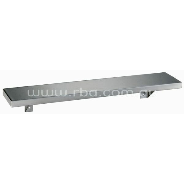 Stainless Steel Shelf - Disabled/Accessible Compliant