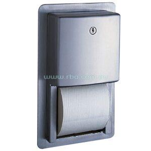 Bobrick Contura™ Recessed Toilet Roll Holder B4388 | RBA Group