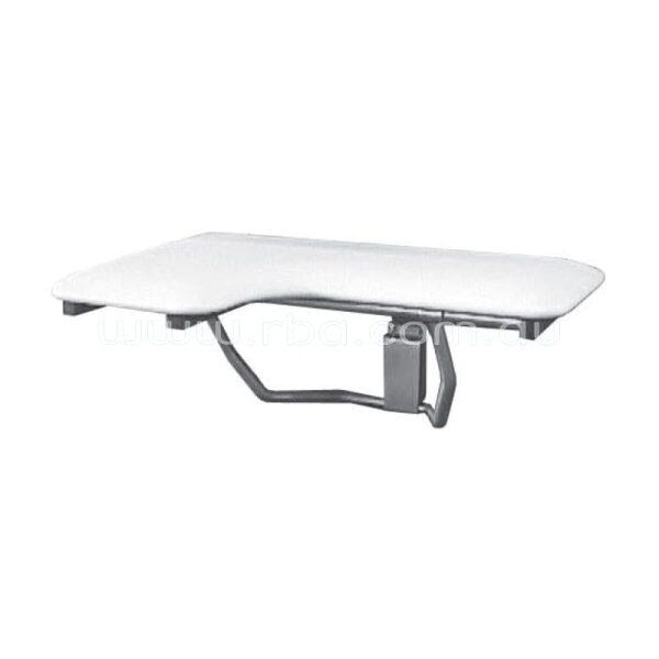 Folding Shower Seat with Padded Cushion   RH