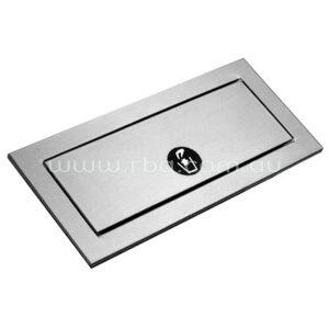 Bobrick B527 Waste Chute Disposal Door for countertops | RBA Group