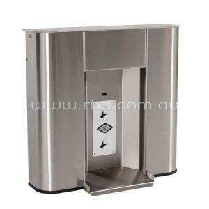 Sensor Activated Bottle Filler Granite RBA2731-000 | RBA Group