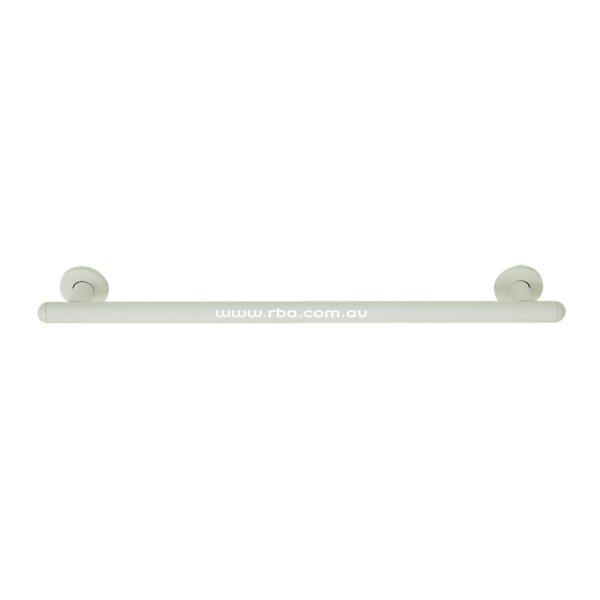 816mm Straight Grab Rail White
