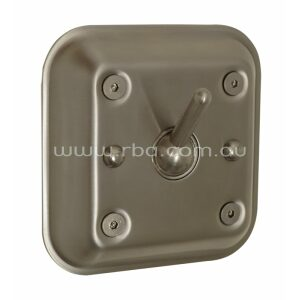 Ligature Resistant Hook | Stainless