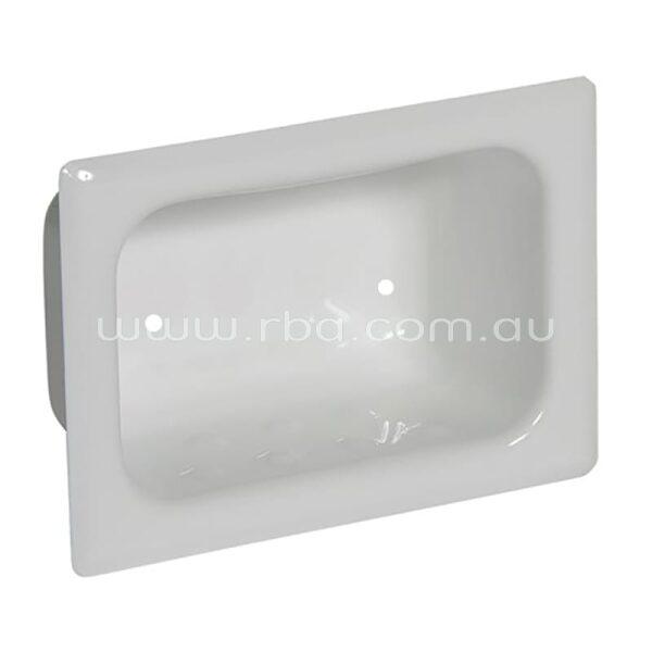 Recessed Security Soap Dish