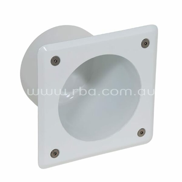 Recessed Security Toilet Roll Holder