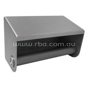 Heavy Duty Vandal Resistant Double Toilet Roll Holder
