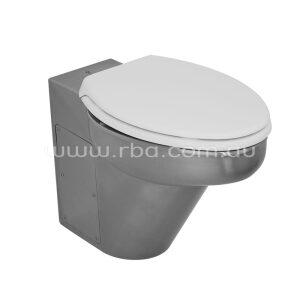 Ambulant Toilet P-Trap