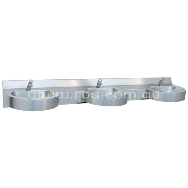 Curvalinear™ Triple Basin RBA8889-381