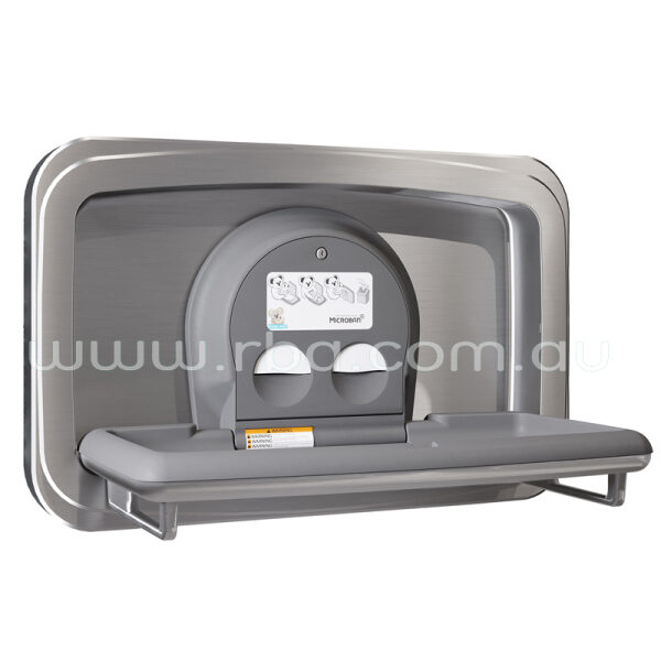 kb310-sswm Baby Change Table Surface Mounted