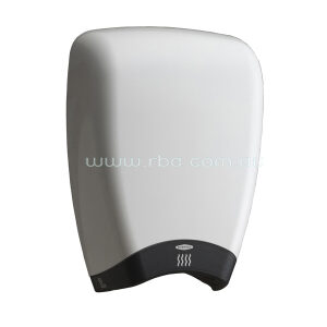 Quiet-Dry™ TerraDry™ Surface Mounted Hand Dryer white