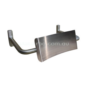 Accessible Compliant Backrest Stainless