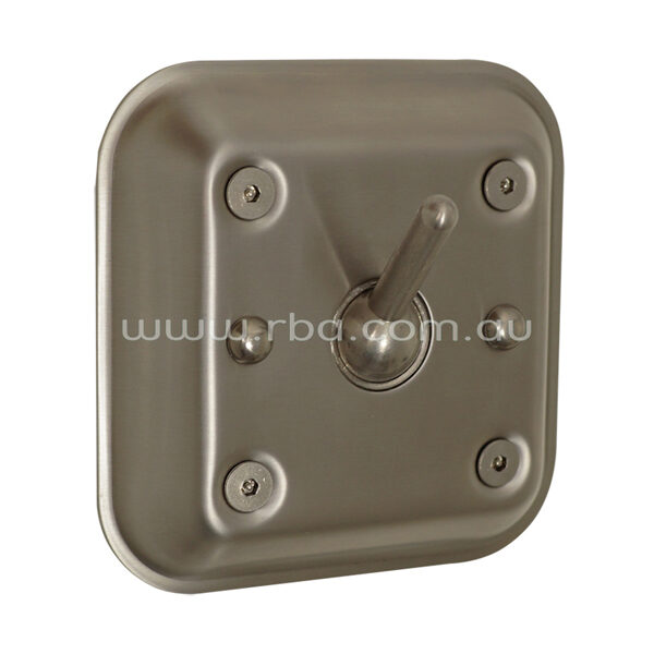Ligature Resistant Hook   Stainless