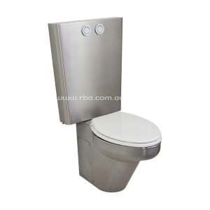 Close Coupled Toilet Suite for Ambulant use