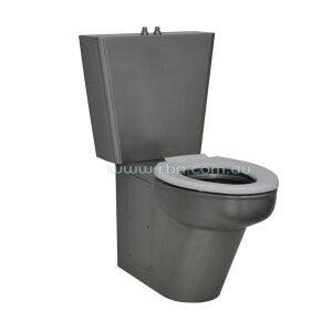 Close Coupled Toilet Suite for Accessible use